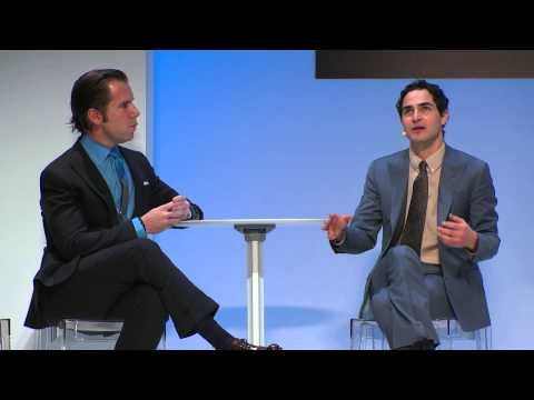 DFNYC 2013: Zac Posen Interviewed by WIRED (Fashion Keynote)