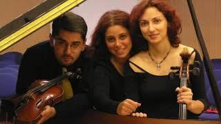 """Dvorak - """"Dumky"""" Piano Trio"""