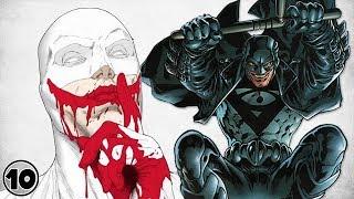 Top 10 Scary Alternate Batman Stories