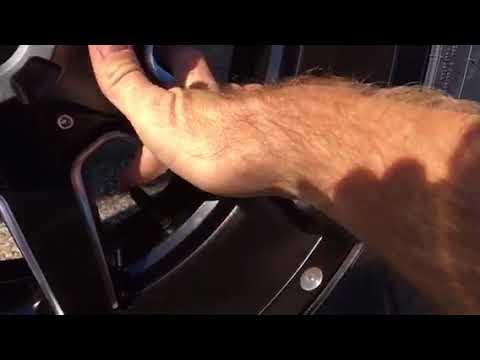 Resetting TPMS sensors in Fuel wheels
