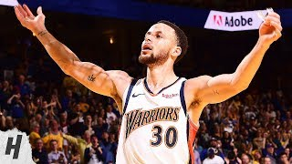 Los Angeles Clippers vs Golden State Warriors - Full Game Highlights | April 7, 2019