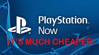 Sony Reveals Ps Now Subscription Pricing