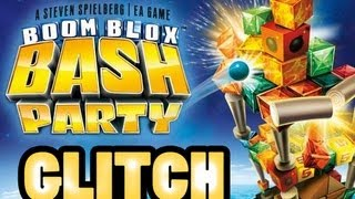 Boom Blox Bash Party Glitch: Extreme Compression