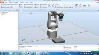 Hướng dẫn lập trình robot ABB- Phần 1 tạo tool cho robot