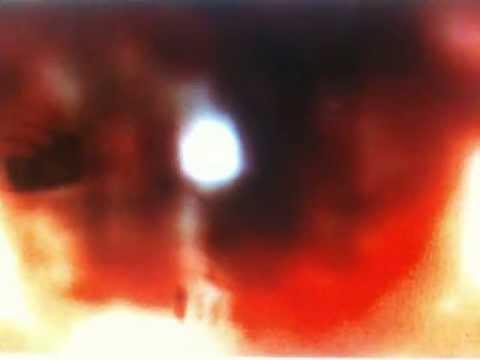 reflection in travis alexanders eye youtube