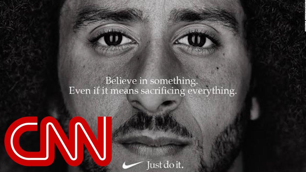 Trump targets Nike over new Colin Kaepernick ad