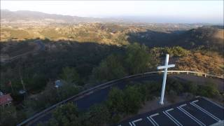 Aerial View of Trabuco Canyon Community Church