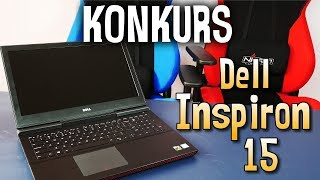 dell Inspiron 15 (7567) - test, recenzja, review gamingowego laptopa z GTX 1050Ti  KONKURS