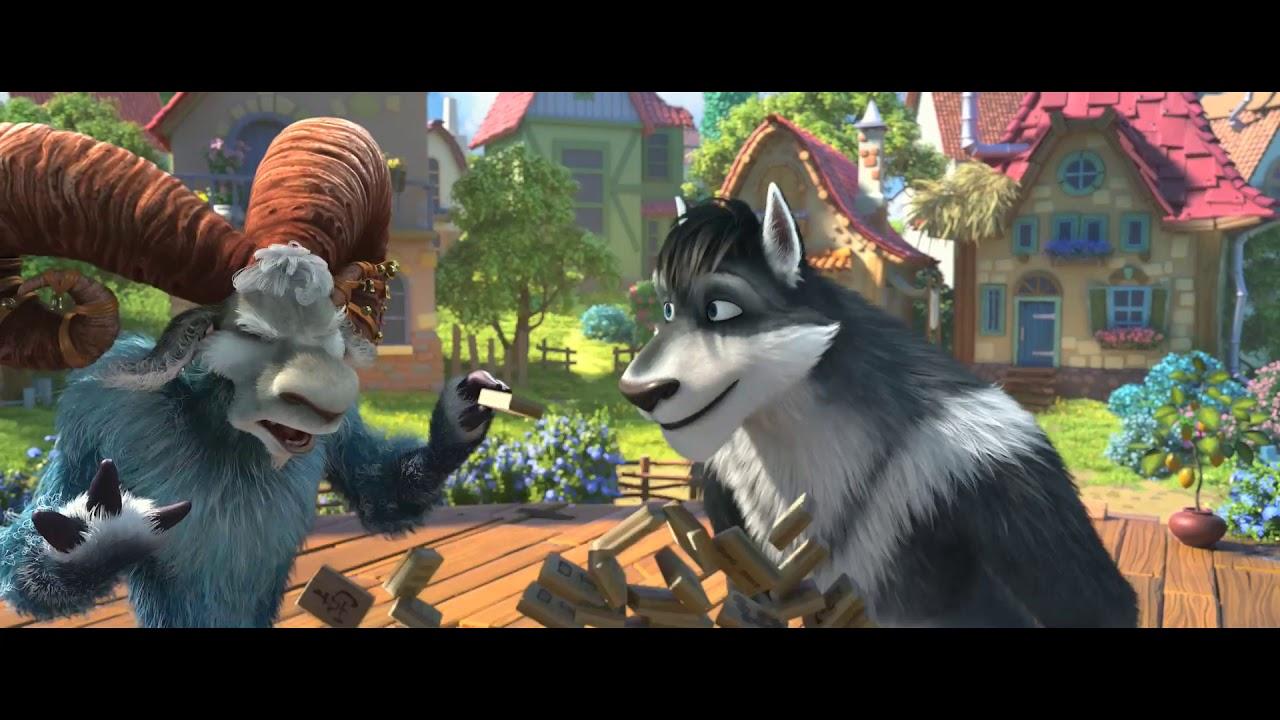 Ovečky a vlci: VELIKÁ BITVA - HD trailer - V kinech od 24. 1. 2019