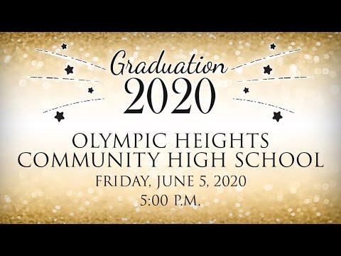 Olympic Heights Community High School Graduation