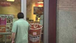 Dunkin Donuts 2014 Commercial