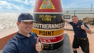 The Southernmost Point in the USA! Exploring Key West