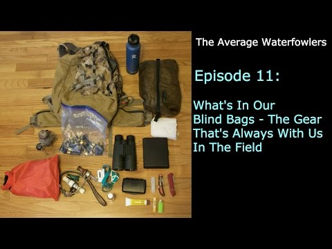 Episode 11: What's In Our Blind Bags