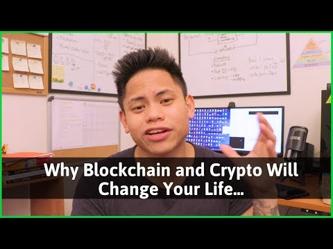 Why Blockchain and Crypto Will Change Your Life – Small Cap Altcoins