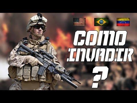 Como INVADIR um País ?