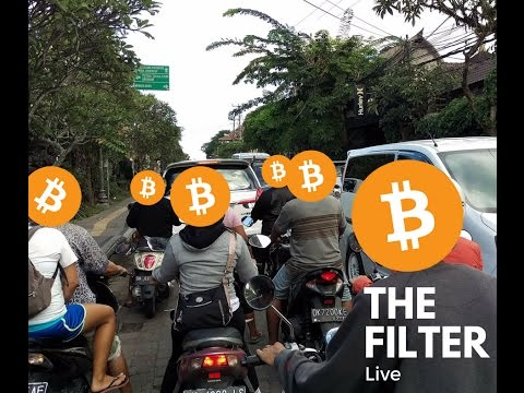 "THE FILTER #111 ""Bitcoin Traffic Jam"""