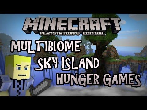 Minecraft Ps Sky Island Map