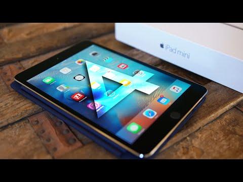 Apple iPad mini 4 vs iPad mini 3: Unboxing & Comparison!