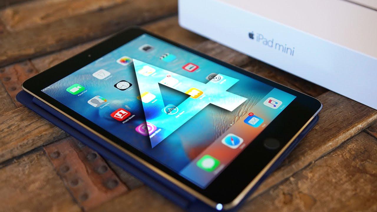 Apple IPad Mini 4 Vs 3 Unboxing Comparison