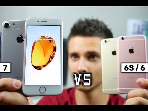 iPhone 7 vs 6S/6 - Worth The Upgrade?