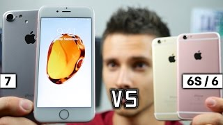 iPhone 7 vs 6S/6 - Worth The Upgrade? thumbnail