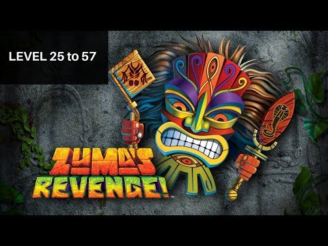 Zuma Revenge   Level 25 to 57「1K」
