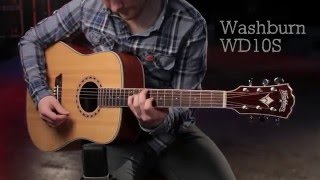 Washburn WD10S