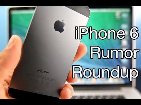 NEW iPhone 6 Rumor Roundup