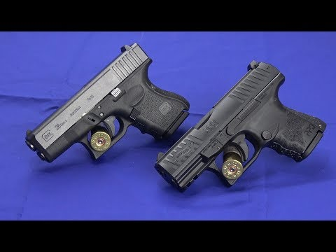 Baby Warriors: Glock 26 vs Walther PPQ SC