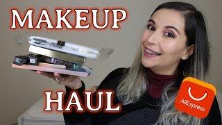 ALIEXPRESS MAKEUP HAUL | CHEAP DUPES AND FUTURE VIDEOS | World of BeautyCraft