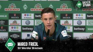 Friedl über den Schritt zu Werder, die Reservistenrolle und den Austausch mit dem FC Bayern