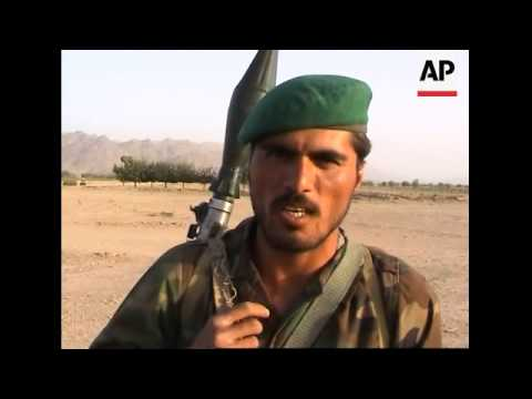NATO and Afghan troops continue fight against Taliban