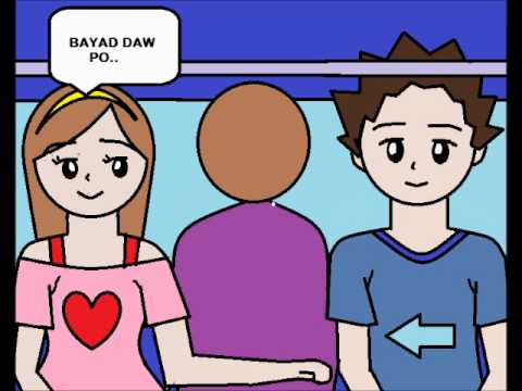 JEEPNEY BY YENG CONSTANTINO animated