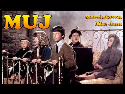 "MUJ: Portobello Road (from ""Bedknobs And Broomsticks"" - ukulele tutorial)"