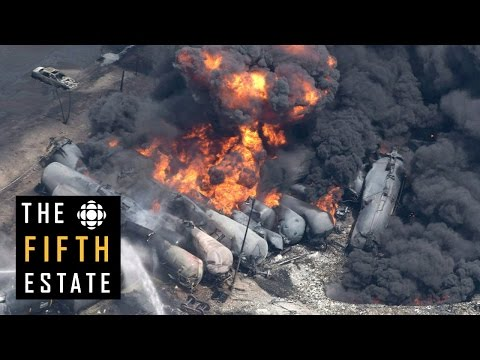 Lac Megantic Rail Disaster : The Case Runner - The Fifth Estate
