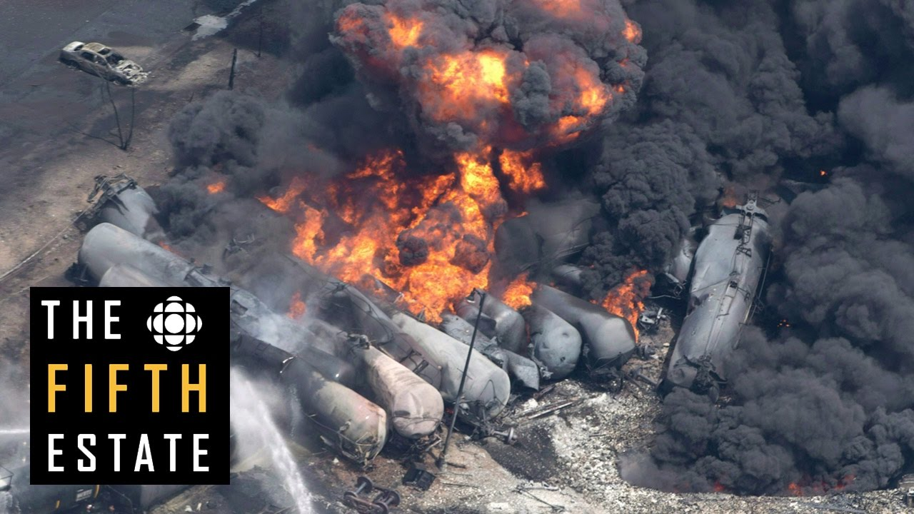 Lac Megantic Rail Disaster : The Case Runner - The Fifth ...