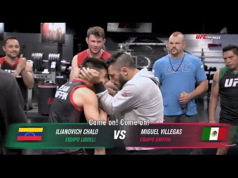 The Ultimate Fighter: Latin America Web Extra - Fight Preview