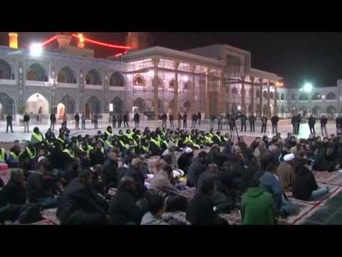 TANZANIA GROUP IN KERBALA ARBAEEN 2014  Part 1 of 4