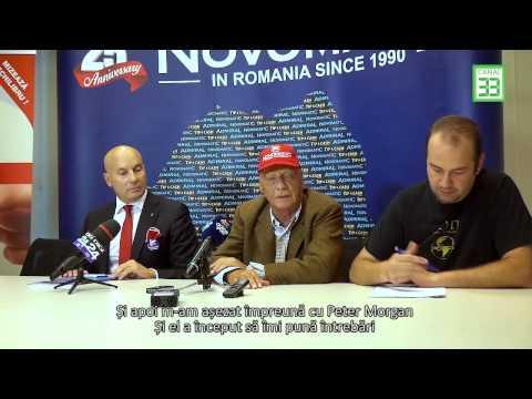 Ora Celebritatii - Niki Lauda