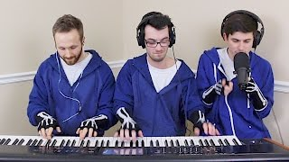 UNDERTALE - Death by Glamour (feat. Marcus Veltri) | Frank & Zach Piano Duets