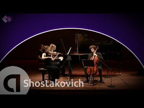 Shostakovich: Piano Trio No. 1 - Noa Wildschut, Alexander Warenberg & Elisabeth Brauss  - Live HD