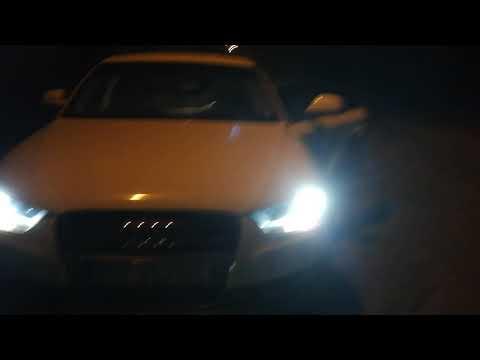 Audi A4 Quattro + Bi-LED Koito