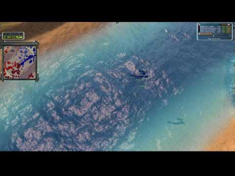 Supreme Commander - FAF Cast 332 - Custom 2v2 -  BAW Vs ONI on Twin Rivers EP