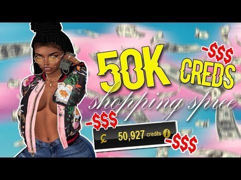 50K SHOPPING SPREEEEEE!!!