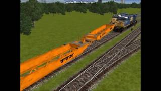 Accidents Will Happen Train Simulator 2016/Trainz 2010 Remake