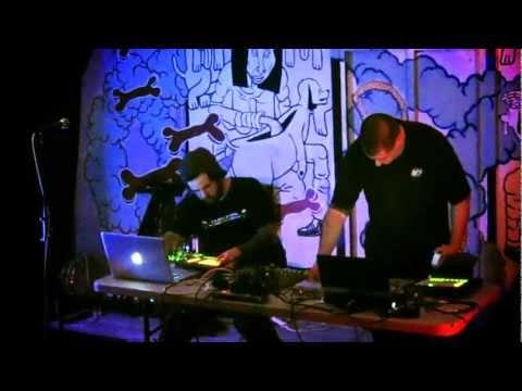Chris Goudreau (Sickness) & J. Randall (Agoraphobic Nosebleed) Collaboration