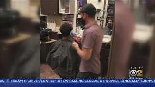 Salons Reopen In Illinois; Salon In Southwest Suburbs Opens With Customers At Midnight