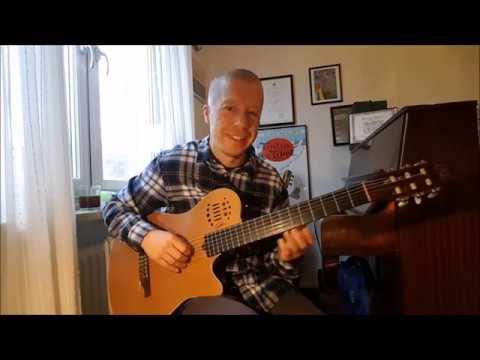 Practicing Almanac of Guitar Voice Leading Vol 1 (Jazz Guitar Lesson 35)