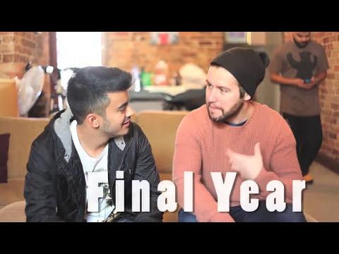 First Year Uni vs. Final Year Uni