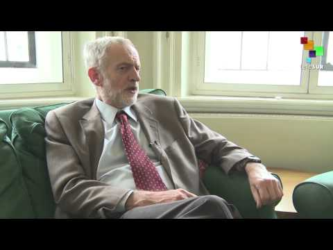 Jeremy Corbyn Proud to Be a Socialist